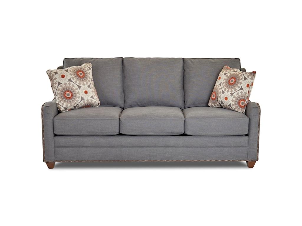 Klaussner KylerSleeper Sofa w/ Innerspring Mattress
