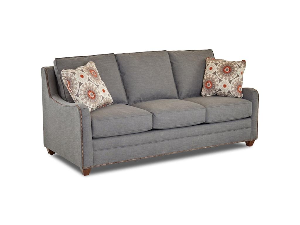 Klaussner KylerSleeper Sofa w/ Air Dream Mattress