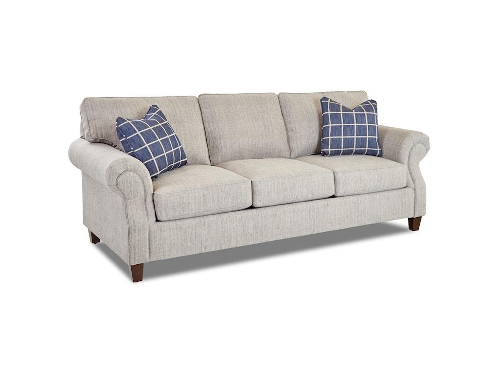 Klaussner SerenaCasual Sofa