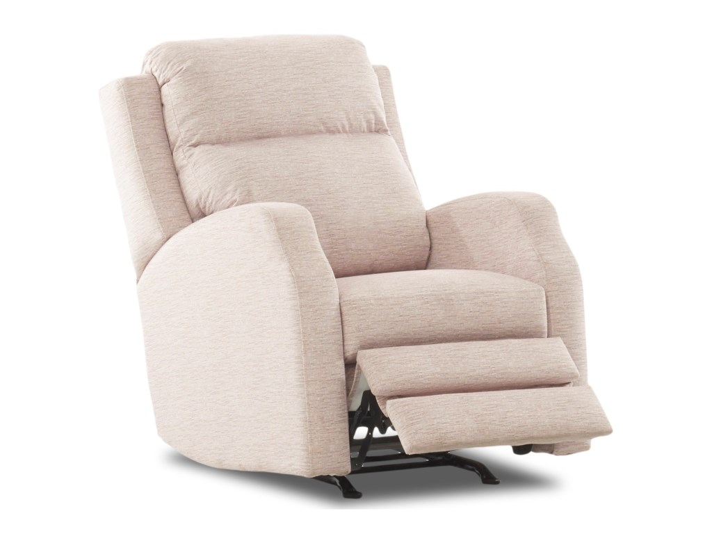 Klaussner KamiahPower Reclining Chair w/ Pwr Headrest