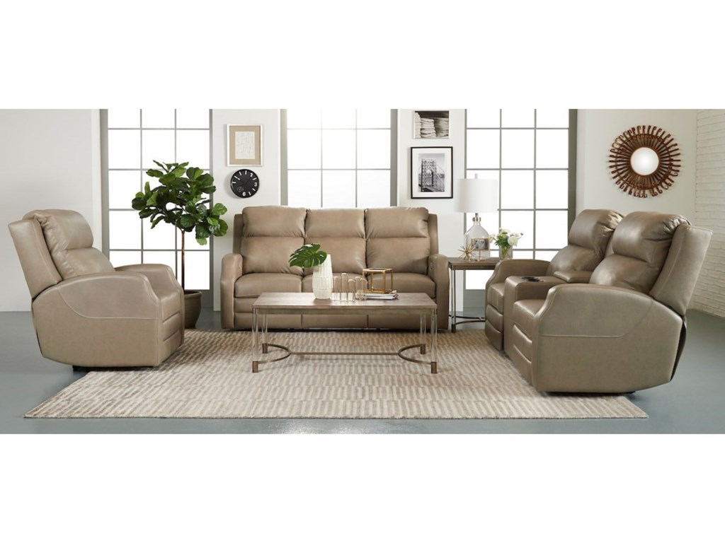 Klaussner KamiahReclining Living Room Group