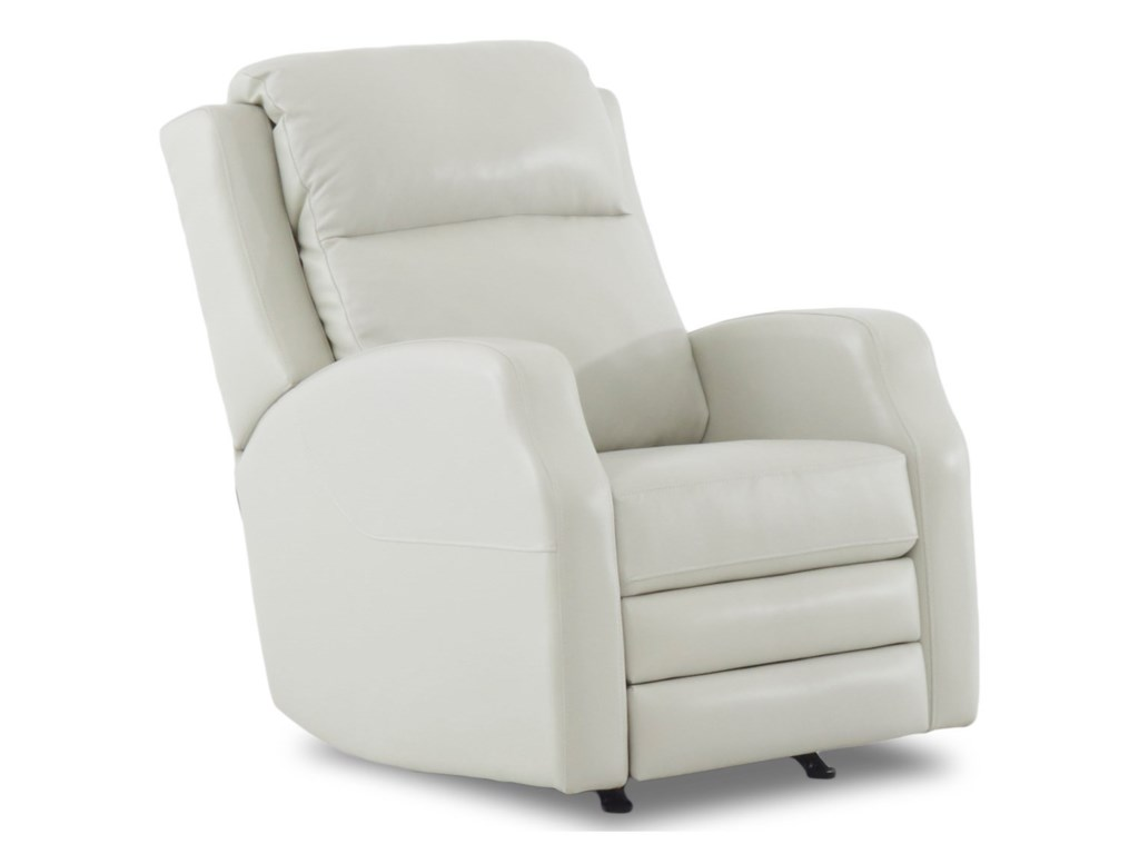 Klaussner KamiahPower Rocking Reclining Chair w/ Pwr Head