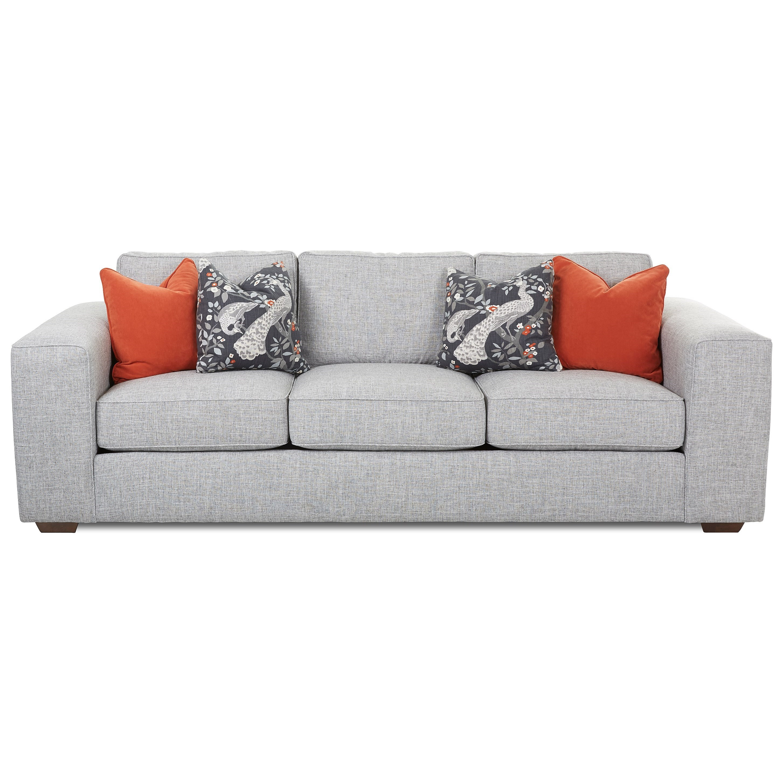 Elliston Place KearnsSofa With Accent Pillows ...