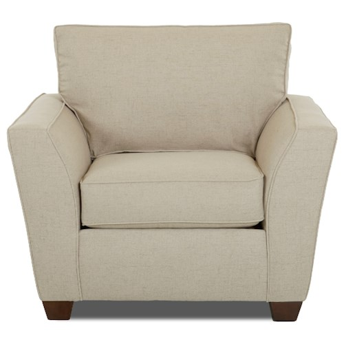 Klaussner Kent Casual Chair