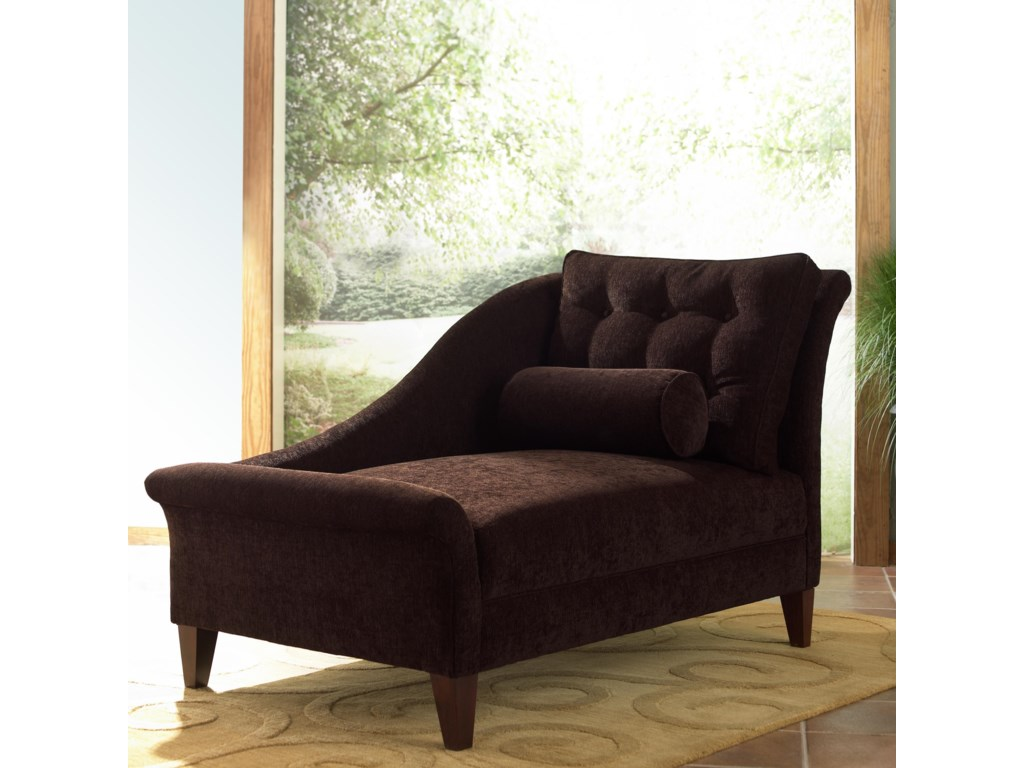 Klaussner Chairs and AccentsLeft Arm Facing Chaise Lounge