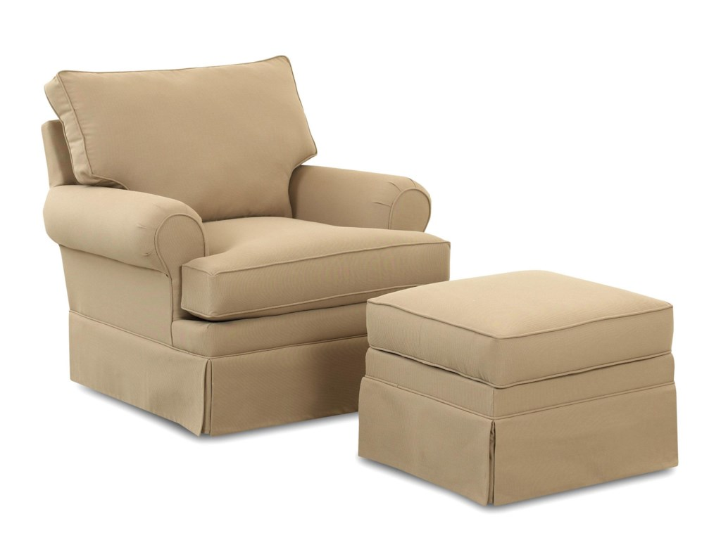 Shown With Coordinating Glider Chair