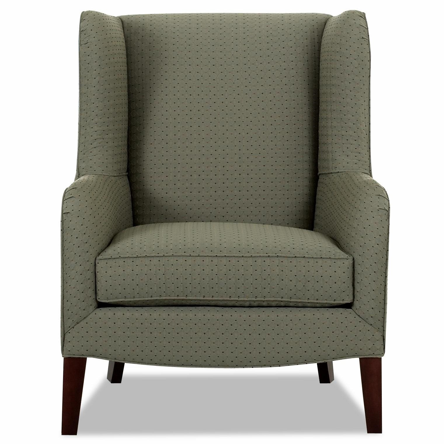Chairs And Accents Polo Accent Wing Chair
