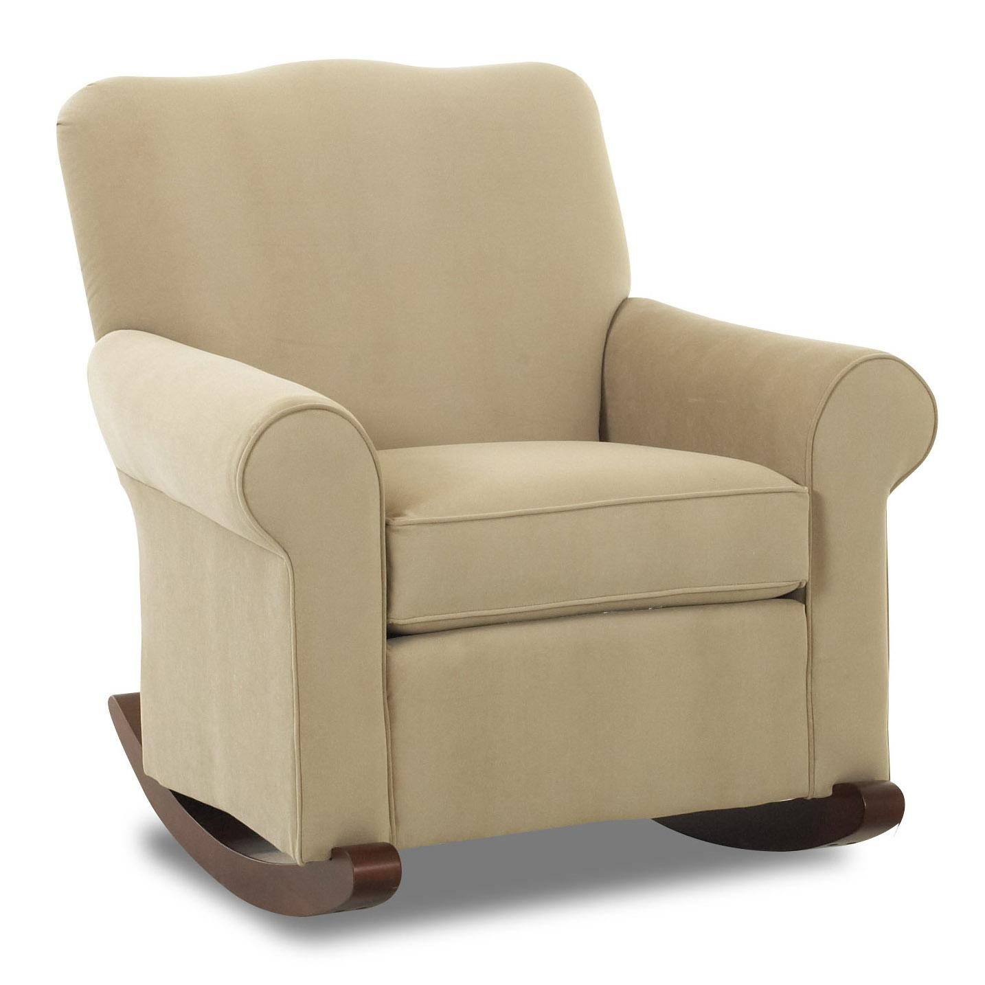 Klaussner Chairs And AccentsOld Town Rocking Chair ...