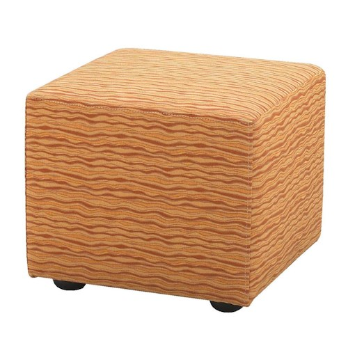 Klaussner Chairs and Accents Accent Cube