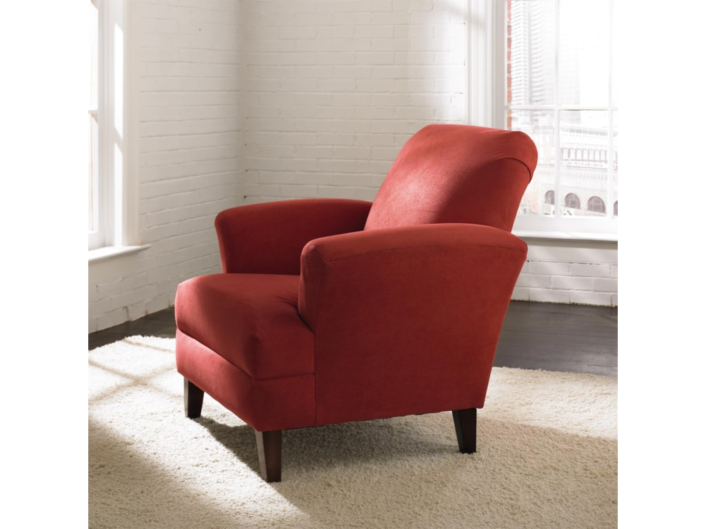Klaussner Chairs and AccentsLuke Accent Chair