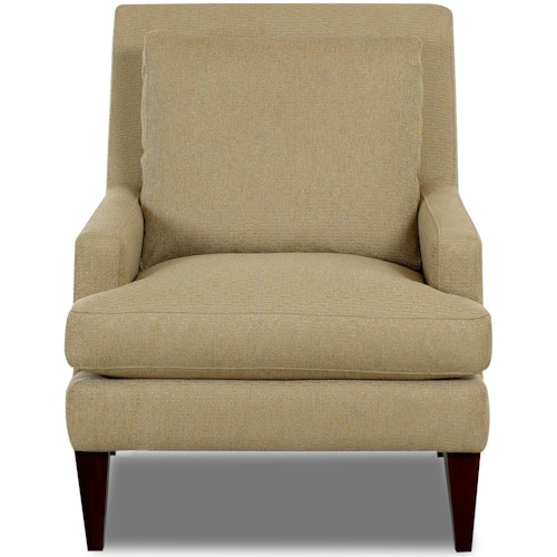 Klaussner Chairs and Accents Townsend Accent Chair