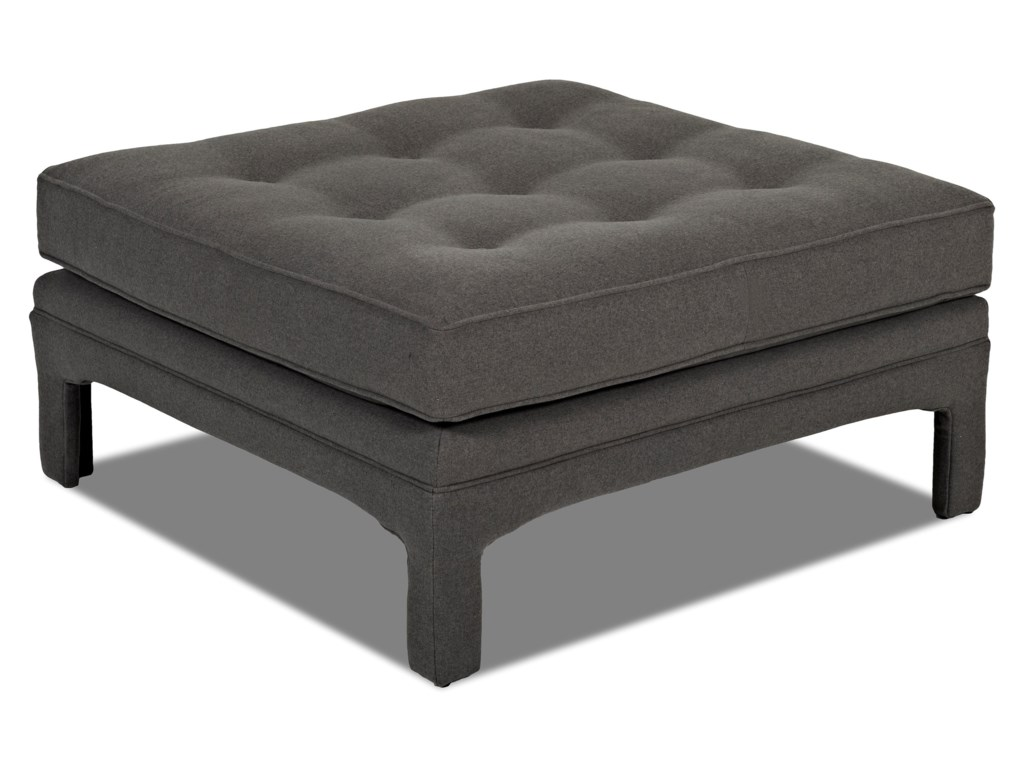 Klaussner Chairs and AccentsMalone Cocktail Ottoman