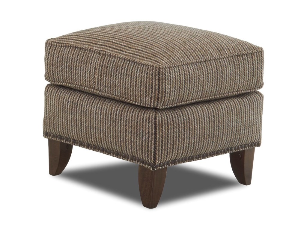 Klaussner Chairs and AccentsLexington Avenue Ottoman