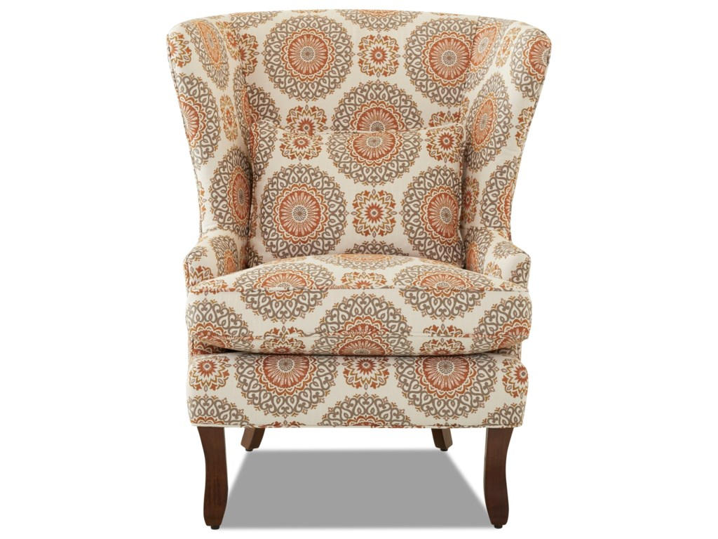 Klaussner Chairs and AccentsKrauss Chair (No Nailheads)