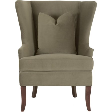 Serenity Chair with Down Blend Cushions
