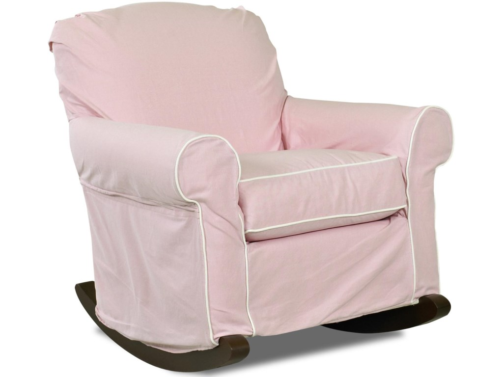 Klaussner Chairs and AccentsChair with Slip Cover