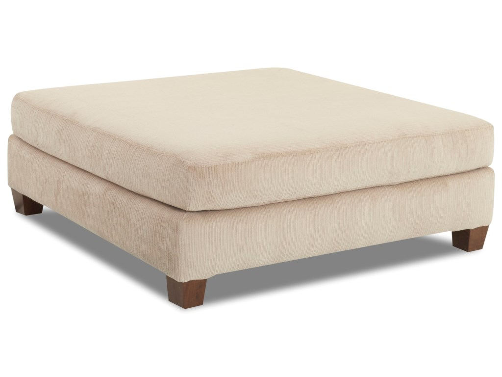Klaussner Chairs and AccentsNoah Ottoman