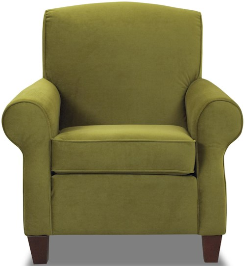 Klaussner Chairs and Accents Formal Marie Accent Chair