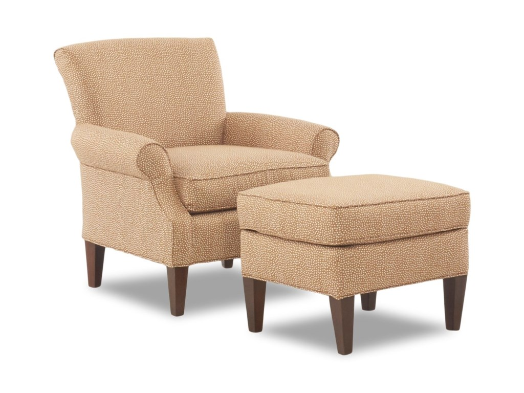 Klaussner Chairs and AccentsOttoman