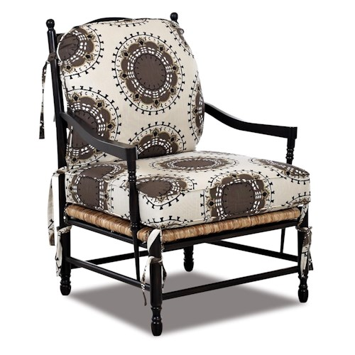 Klaussner Chairs and Accents Verano Occasional Chair