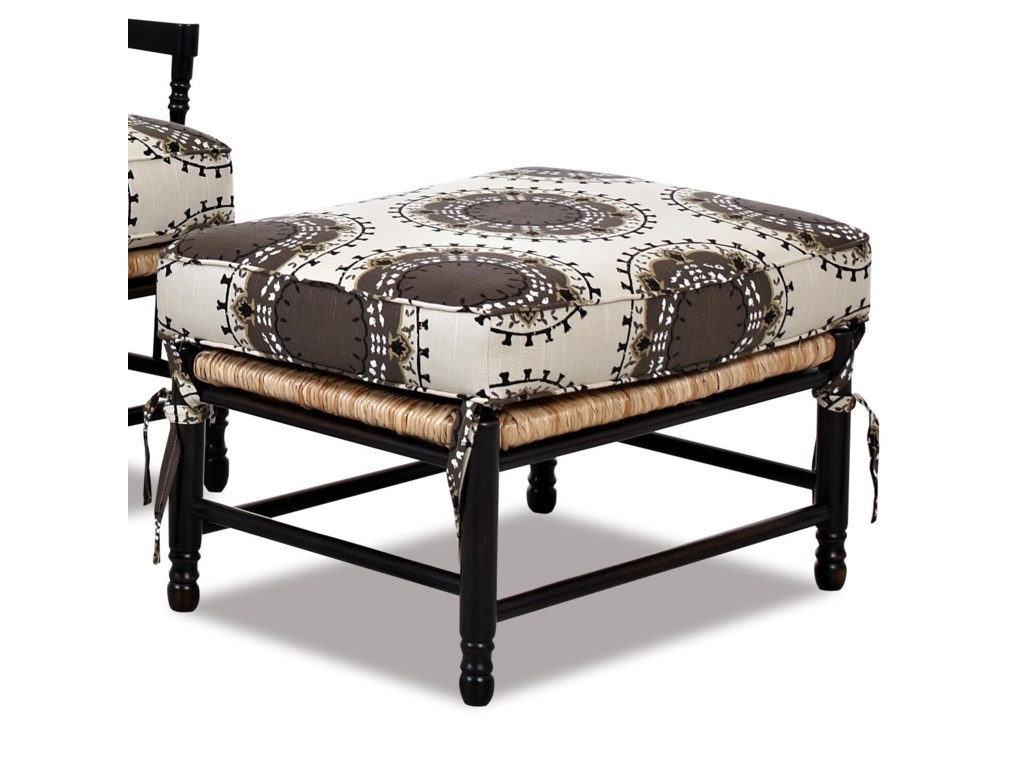 Klaussner Chairs and AccentsVerano Ottoman