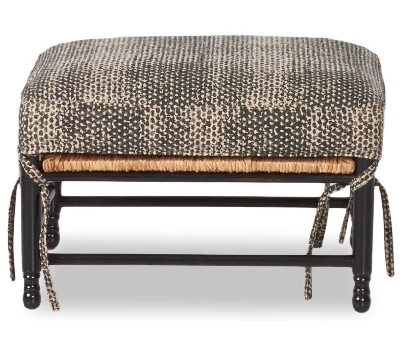 Klaussner Chairs and AccentsHomespun Accent Ottoman