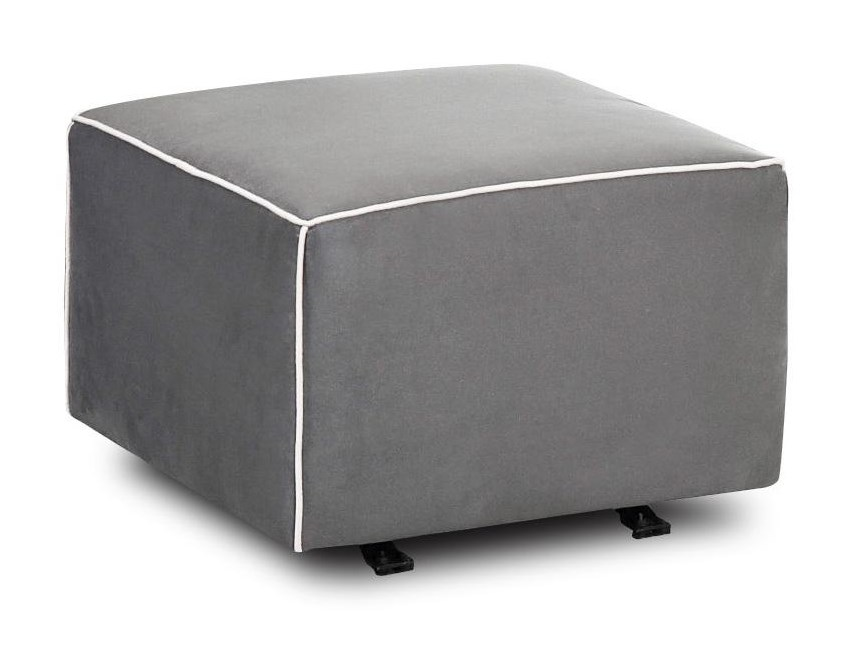 Klaussner Chairs and AccentsLacey Gliding Ottoman