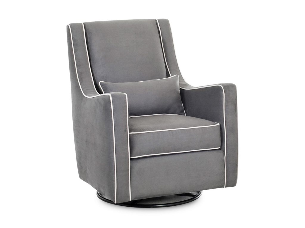 Elliston Place Chairs and AccentsLacey Swivel Gliding Chair