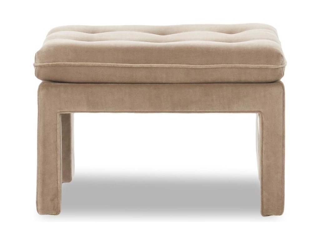 Klaussner Chairs and AccentsWarren Ottoman