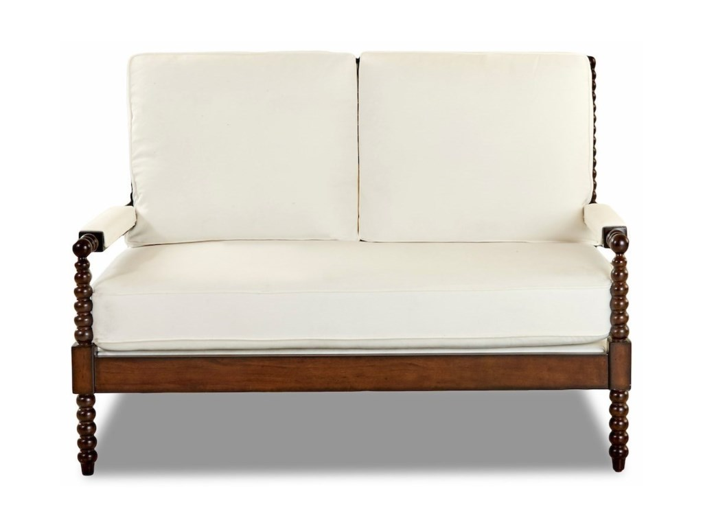 Klaussner Chairs and AccentsRocco Settee