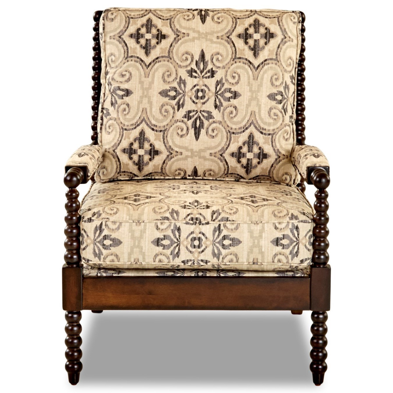 Klaussner Chairs And AccentsRocco Accent Chair ...