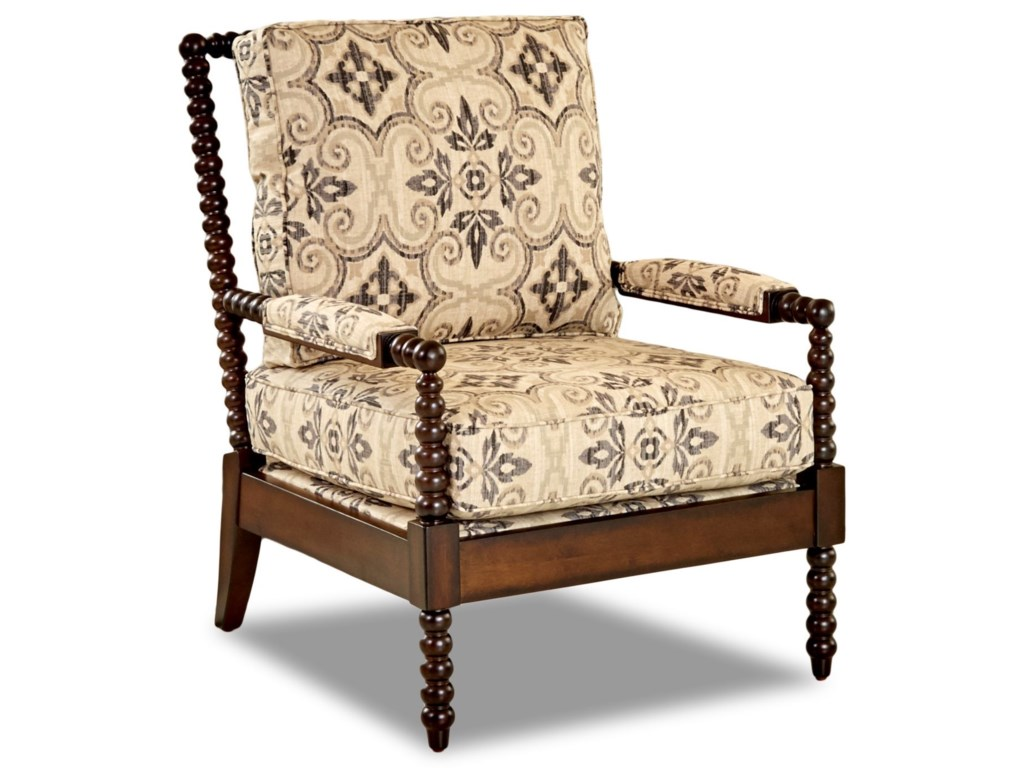Klaussner Chairs and AccentsRocco Accent Chair