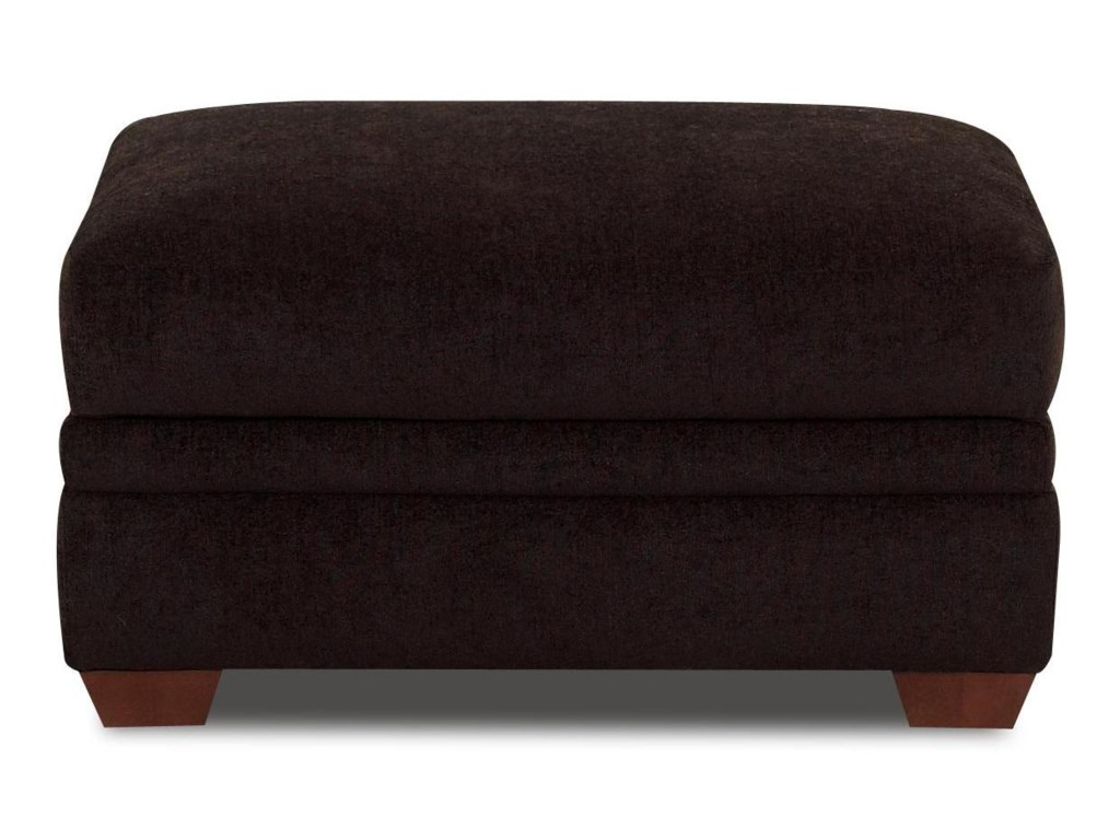 Klaussner Chairs and AccentsSwitch Storage Ottoman