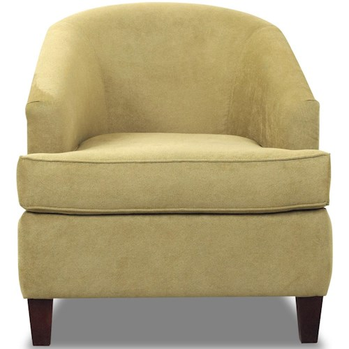 Klaussner Chairs and Accents Devon Accent Chair