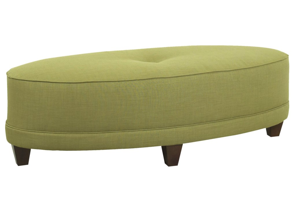Klaussner Chairs and AccentsJayden Ottoman