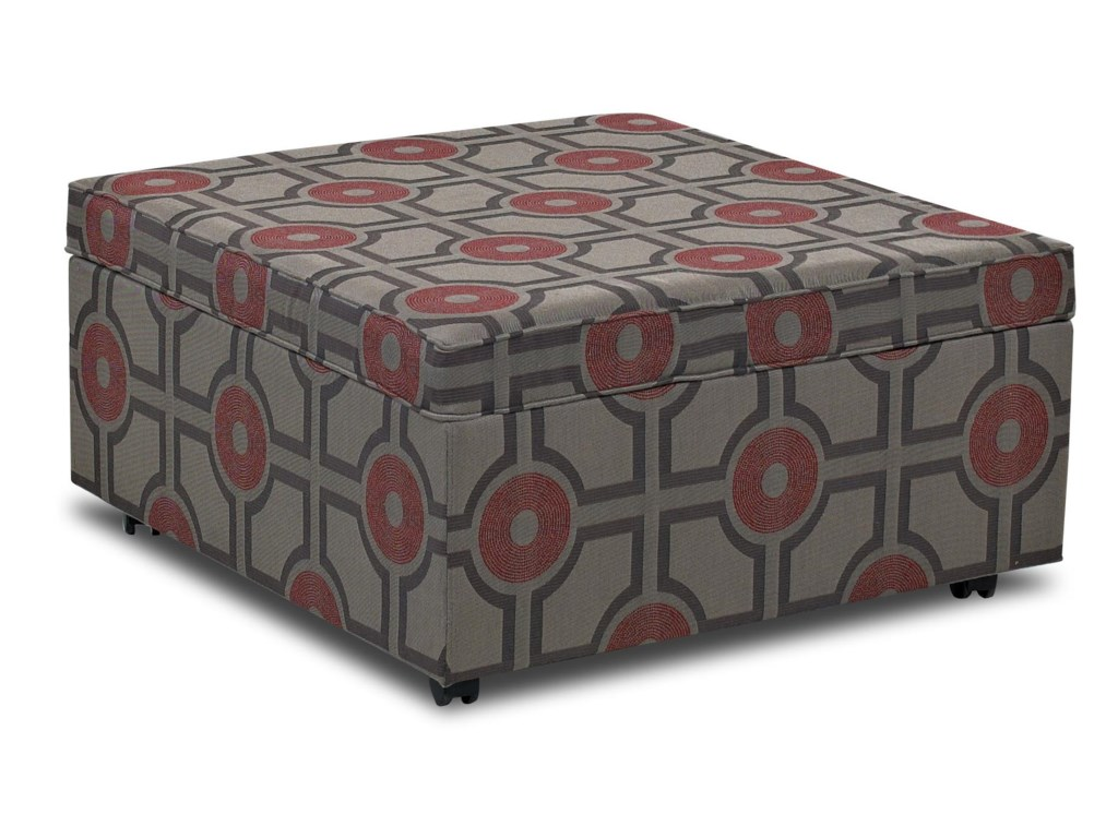 Klaussner Chairs and AccentsStella Cocktail Ottoman