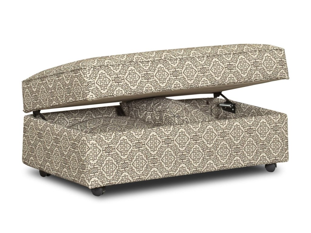 Elliston Place Chairs and AccentsStella Storage Accent Ottoman