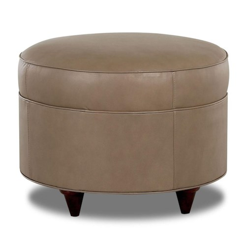 Klaussner Chairs and Accents Orbit Accent Ottoman