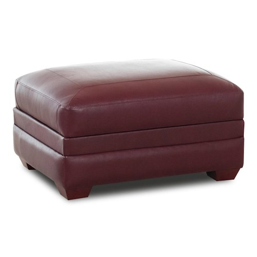 Klaussner Chairs and Accents Switch Accent Storage Ottoman
