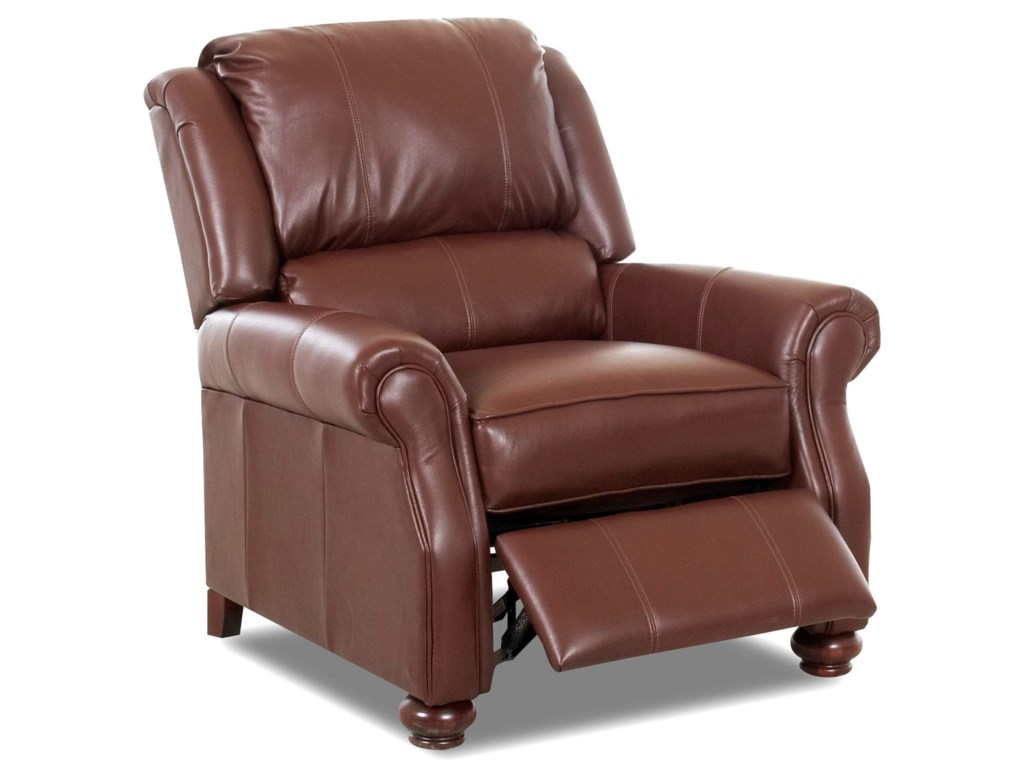 Klaussner High Leg ReclinersJulia Recliner