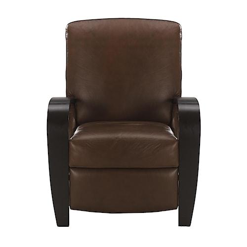 Klaussner High Leg Recliners Ralph High Leg Reclining Chair