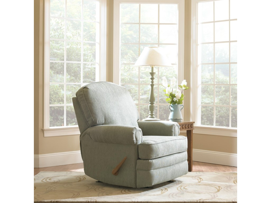 Elliston Place Recliners Stanley Rocking Reclining Chair | Morris ...