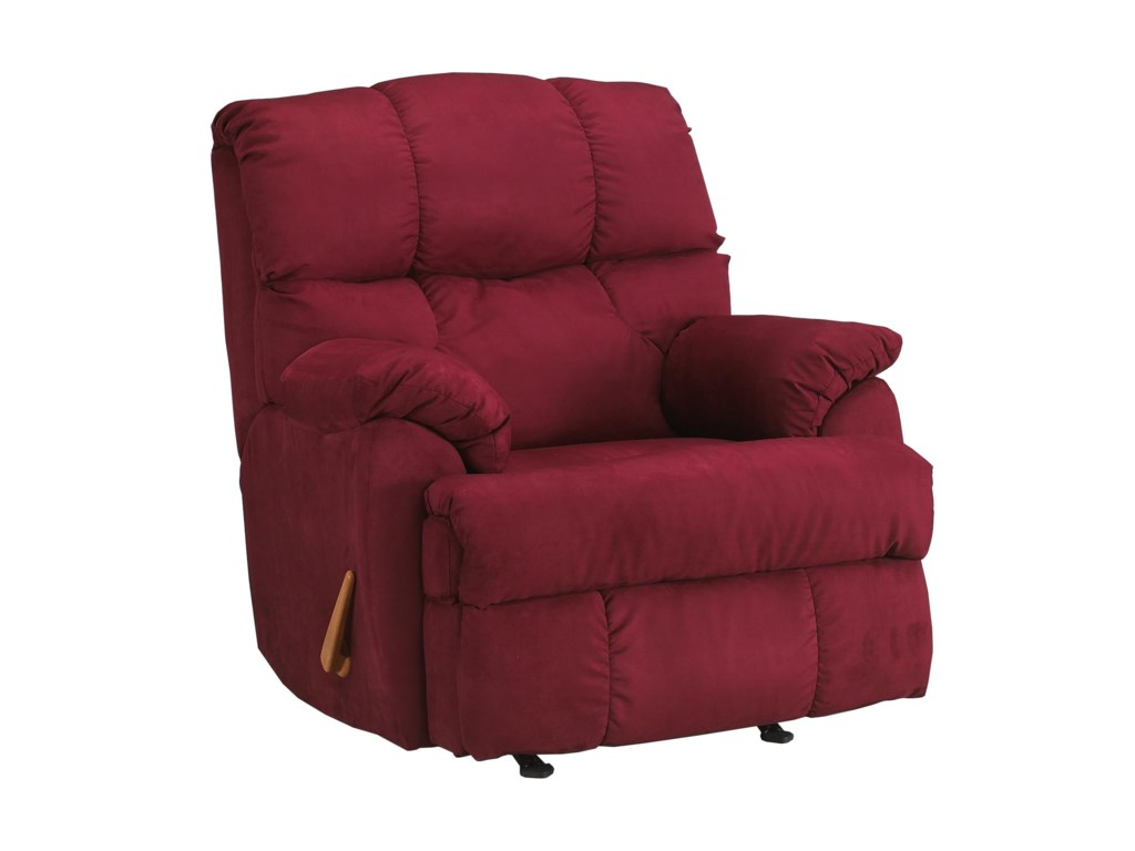 Klaussner RugbyGliding Reclining Chair