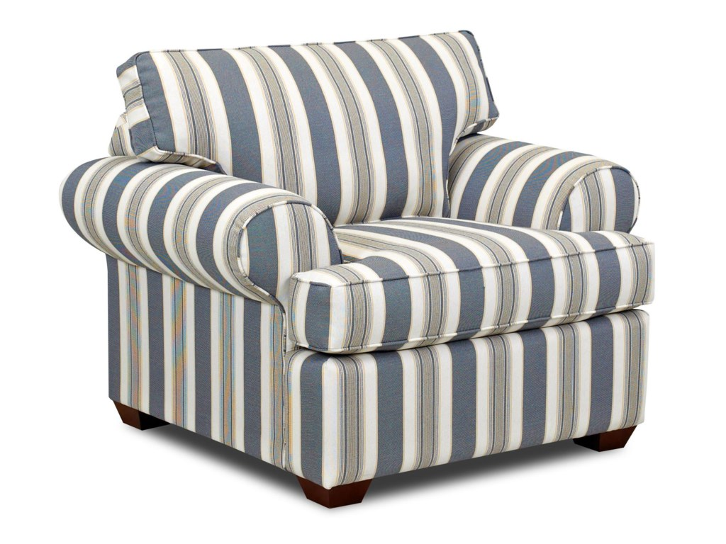 Klaussner LadyUpholstered Chair