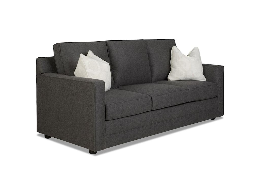 Klaussner LaudholmQueen Sleeper Sofa w/ Innerspring Mattress