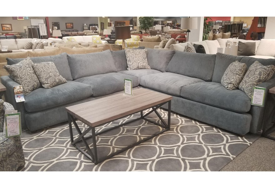 Leisure 3-Piece Sectional