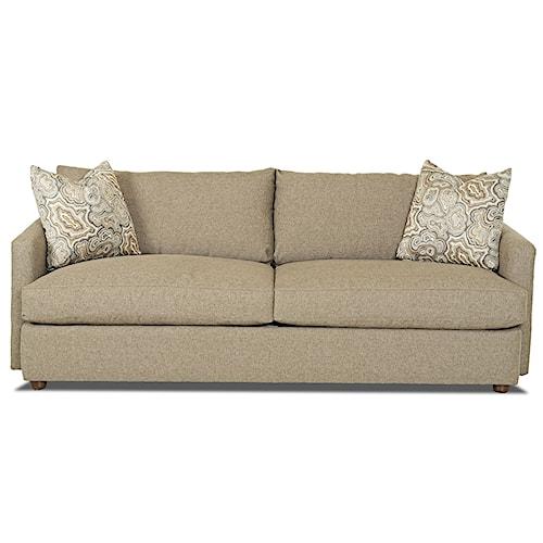 Klaussner Leisure Casual Sofa