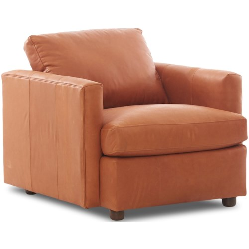 Klaussner Liberty Contemporary Chair