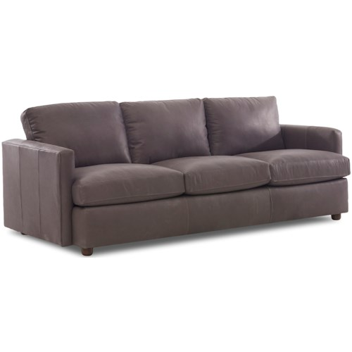 Klaussner Liberty Contemporary Extra Large Sofa