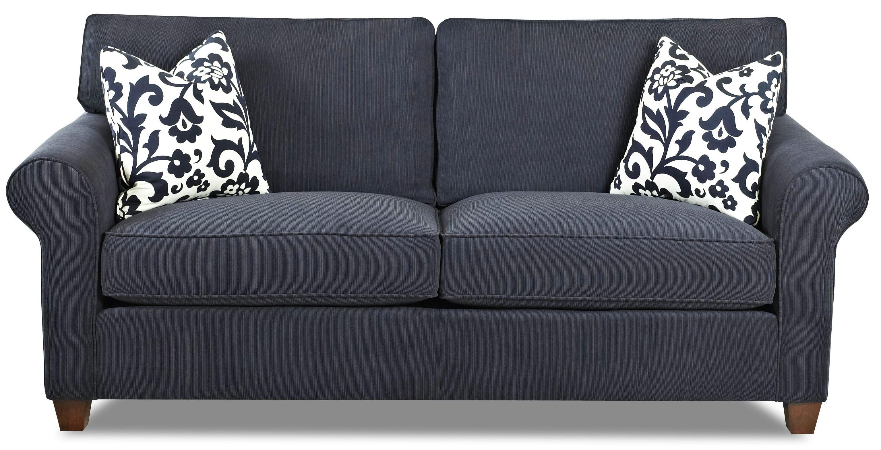 Klaussner Lillington Distinctions Transitional Queen Sleeper Sofa